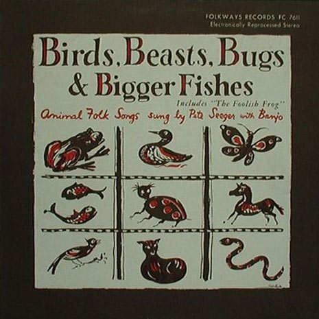 Birds, Beasts, Bugs and Bigger Fishes