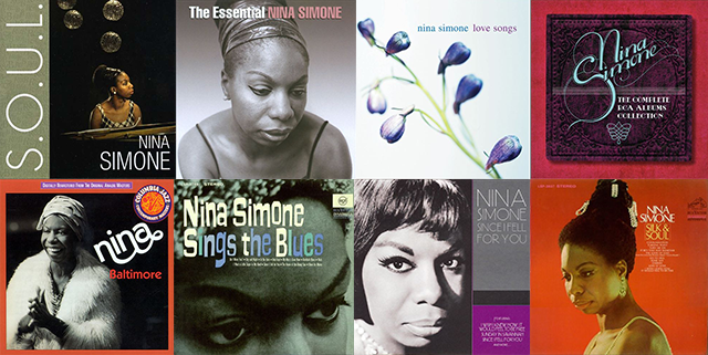 Celebrate Nina Simone with an albums prize pack!
