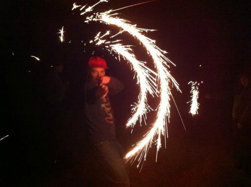 Daniel Fireworks