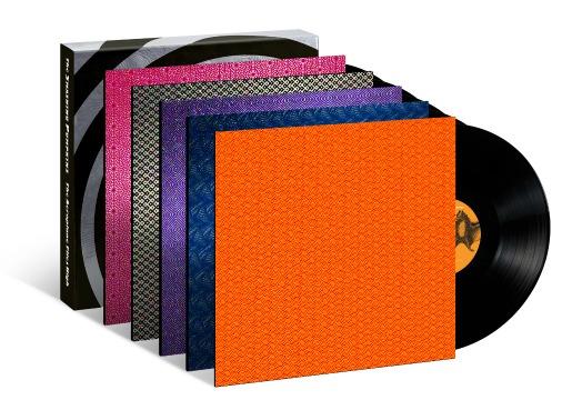 Win Smashing Pumpkins' Aeroplane Flies High on vinyl!